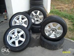 ALU FELGE VW PASAT,AUDI 5X112
