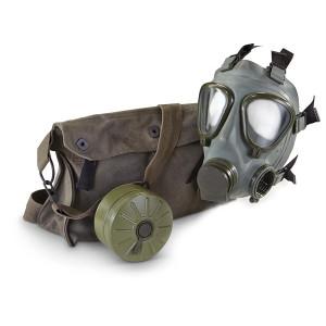 Gas maska M2-S