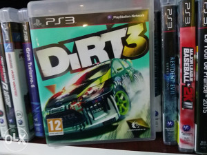 PS3 DIRT 3