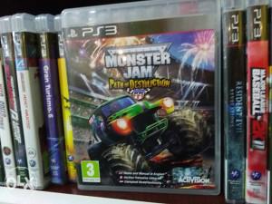 PS3 Monster Jam
