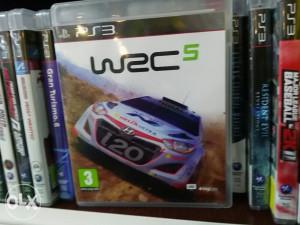 PS3 WRC5 WRC 5