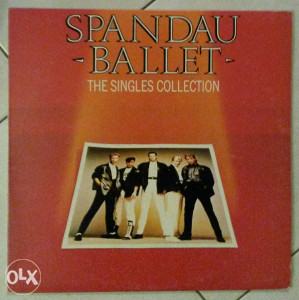 Spandau Ballet ‎– The Singles Collection