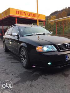 AUDİ A6 KARAVAN 2.5 TDI FULL!!!
