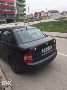 Škoda Fabia Sedan