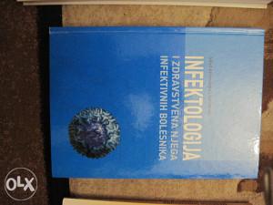 INFEKTOLOGIJA UDŽBENIK MEDICINA