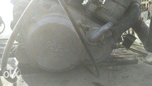 Masina za motor gas
