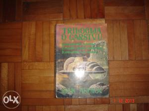 Isak Asimov(Isaac Asimov) Trilogija o carstvu