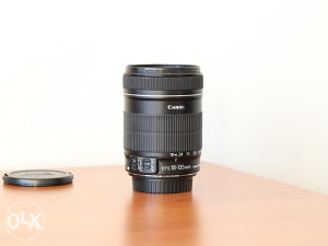 Canon 18-135mm IS 18-135