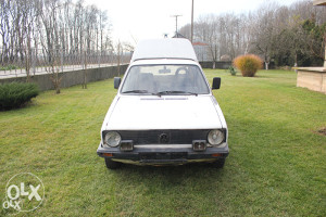 Volkswagen Golf 1 Caddy Pikap