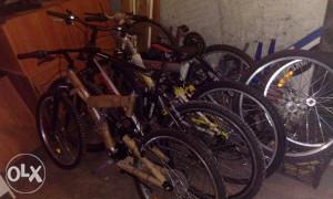 Bicikli prodaja u kompletu