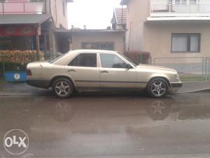 Mercedes 124  2,5d