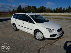 Ford Focus 16 TDCI 66 kw