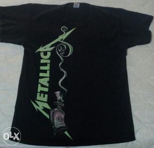 Majica Metallica,rock,metal, Vel. L
