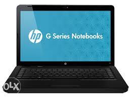 Laptop HP G62