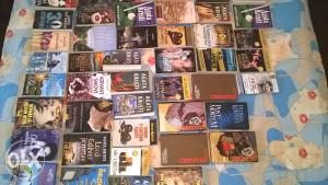 prodajem knjige nove