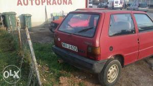 Fiat uno na prodaju