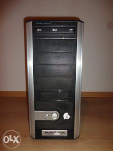 RAČUNAR QORE2QUAD 2,4/4 GB/500GB HDD/ 512 GPU