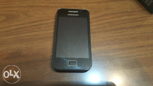 Samsung Galaxy Ace (android)