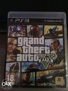 GTA V GTA 5 ZA PS3