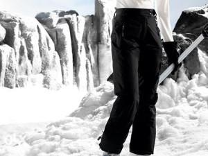 Zenske ski/ snowboard hlace vel.38