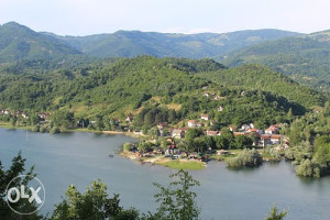 Vikendica Jablaničko jezero Buturović Polje