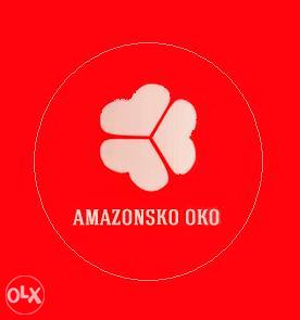 Amazonsko Oko-100% Orginal!