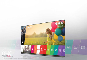 "LG 43UH603V 4K UHD Smart 43"" LED TV"