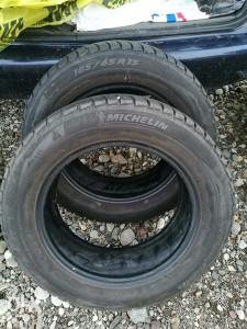 Michelin 185 65 15 M S 70KM