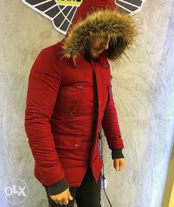 Zimska jakna Moncler S M L XL 2XL
