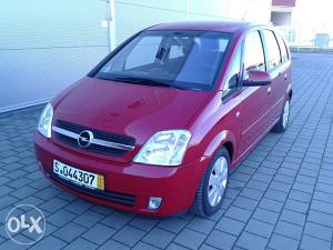 Opel Meriva MOGUCNOST KUPOVINE NA RATE!!!