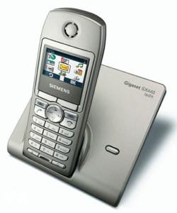 Bezicni telefon Siemens Gigaset SX440 ISDN