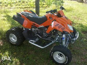 ATV Quad KAWASAKI