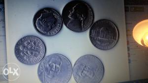 SAD lot 6 kovanica
