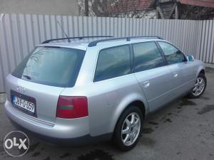 Audi a6 karavan 2.8 benzin godinu registrovan