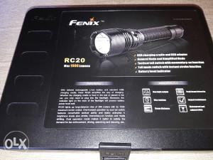 Baterijska lampa FENIX RC20
