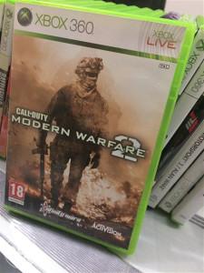Call of duty modern warfare 2 xbox 360 pal