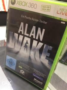Alan wake xbox 360 pal