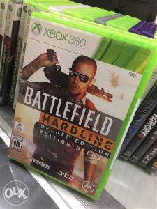 battlefield hardline deluxe edition xbox 360 pal ntsc