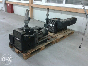 Vakum pumpa industrijska VLR 250