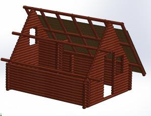 Konstrukcija bungalova