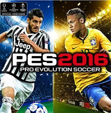Pro Evolution Soccer 2016 (PS4 - Play station 4) PES 16