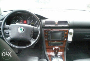 Skoda superb V6 TDI tiptronic full oprema