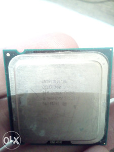 Intel® Celeron® D Processor 360