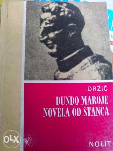 Dundo Maroje / Novela od stranca / Marin Držić
