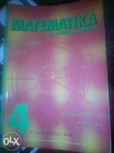 Matematika 4 / Nataša Džubur