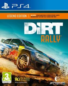 DIRT RALLY PS4 PlayStation 4 +GRATIS HIT IGRE