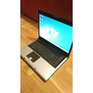 Acer Aspire 5100 2GB DDR2,320GB HDD,1,6GHz dual core