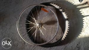 felga zadnja za biciklo 26 aluminijumska, samson