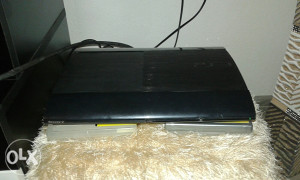 PS 3 superslim 500GB
