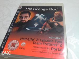 PS3 orange box 062/528-598